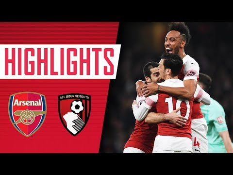 A 5 ⭐️ PERFORMANCE | Arsenal 5 - 1 Bournemouth | Goals And Highlights