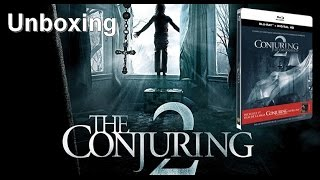 Nonton Unboxing steelbook Conjuring 2 Film Subtitle Indonesia Streaming Movie Download