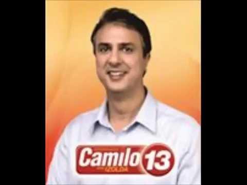 Jingle - Primeiro jingle da campanha de Camilo Santa (PT) ao Governo do Estado do Ceará.