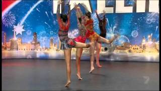 Meriden United Kingdom  City new picture : Australia's Got Talent 2011 - Meriden Rhythmix