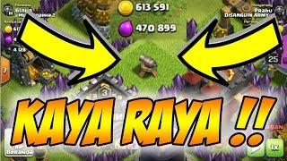 Video Base COC ini Bisa Kaya Raya  Walau Cuma Dijaga 1 Cannon Level 1 | Clash of Clans Indonesia MP3, 3GP, MP4, WEBM, AVI, FLV November 2018