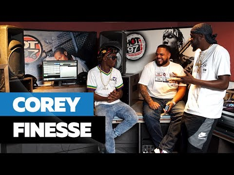 Hot Box : Corey Finesse Freestyle
