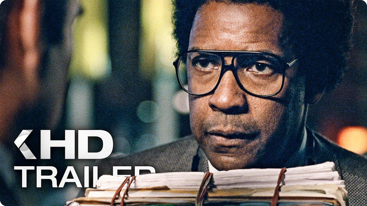 All Rise. Watch Denzel Washington, Colin Farrell & Carmen Ejogo in Crime-Drama 'Roman Israel, Esq.' (Trailer)