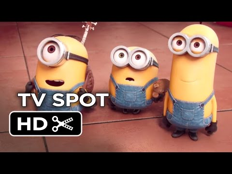 Minions (TV Spot 'Witness the Beginning')