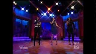 """SWV performs """"CoSign"""" & """"Anything"""" LIVE on The Wendy Willams Show (2012)"""