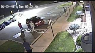 WATCH: Truck barrels into 7 cars parked at McDonald'sSubscribe to WLWT on YouTube now for more: http://bit.ly/1ipUX3cGet more Cincinnati news: http://wlwt.comLike us: http://facebook.com/wlwt5Follow us: http://twitter.com/WLWTGoogle+: https://plus.google.com/+wlwt