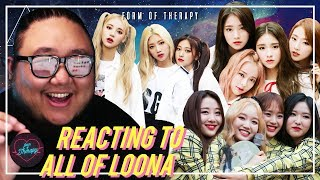 Video Producer Reacts to ENTIRE LOONA MUSIC VIDEOS (FULL CUT) MP3, 3GP, MP4, WEBM, AVI, FLV Juni 2019