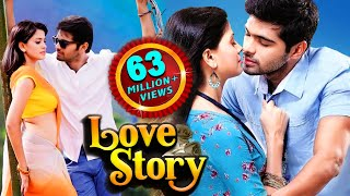 Nonton Love Story  2017  South Indian Hindi Dubbed Romantic Action Movies   Aditya Film Subtitle Indonesia Streaming Movie Download