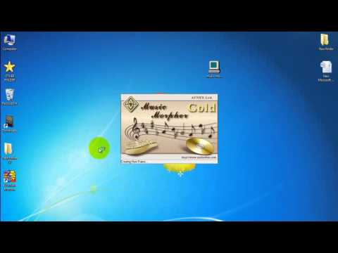 How to download and instal av music morpher gold