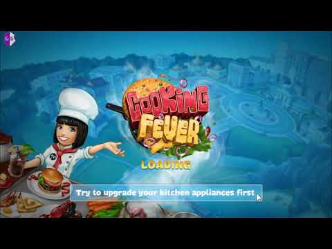Cooking Fever Cheat Gems & Coins
