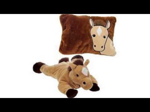 Video New  video for the Peekaboo Plush 18 Horse