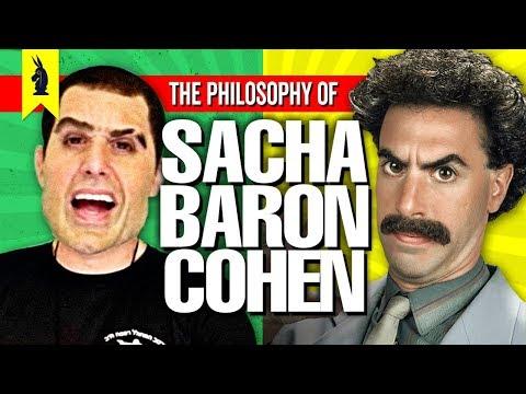 Sacha Baron Cohen: How To Prank The Establishment