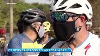 Ciclistas encontram refúgio nas trilhas durante a pandemia