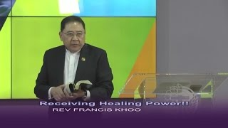 Receiving Healing Power!!