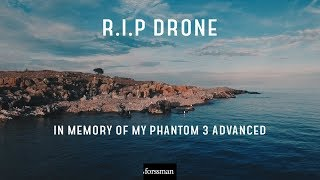 Last journey with my Phantom 3 drone. Made a video of the last shots the drone captured. The scene is located 1 hour north of ...