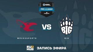mousesports vs BIG - ESL Pro League S6 EU - de_cobblestone [crystalmay]