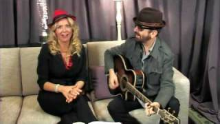http://www.outtherewithmelissa.com/ - Melissa interviews hit songwriters at Canadian Music Week 2010 including Dave Stewart of the Eurythmics. Catch Melissa ...