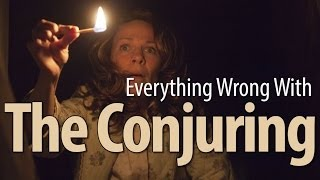 Video Everything Wrong With The Conjuring In 7 Minutes Or Less MP3, 3GP, MP4, WEBM, AVI, FLV Oktober 2017
