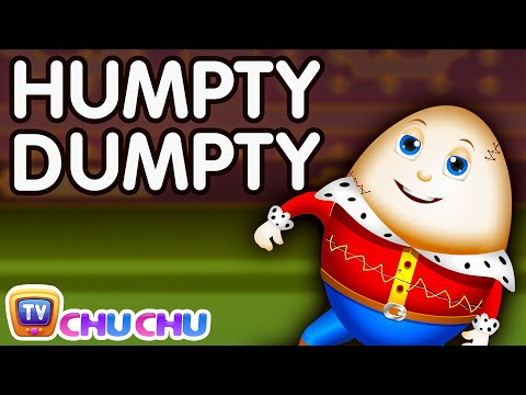 Humpty dumpty poem - Here comes your favorite Humpty Dumpty Nursery Rhyme. Story - King Humpty Dumpty lived a royal life in his palace. One day when he went on rounds, he sat on ...