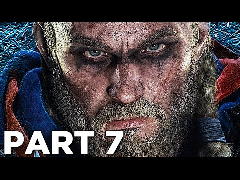 ASSASSIN'S CREED VALHALLA Walkthrough Gameplay Part 7 - LEAP OF FAITH (FULL GAME)