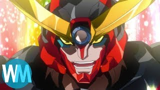 Video Top 10 Anime Mecha Series MP3, 3GP, MP4, WEBM, AVI, FLV Juni 2018