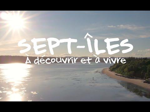 Sept-Îles, à découvrir et à vivre!