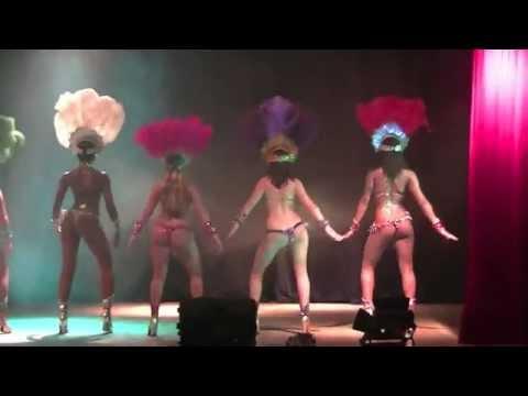 Teaser Soirée 2 mars 2013: Cabaret Brésilien Déguisé - Spécial Carnaval - Toulouse
