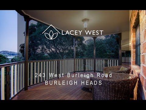 243 West Burleigh Road, Burleigh Heads, Gold Coast, Queensland, Australia