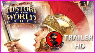 Nonton History Of The World Part 1 Official Trailer Hd   Mel Brooks  1981  Film Subtitle Indonesia Streaming Movie Download