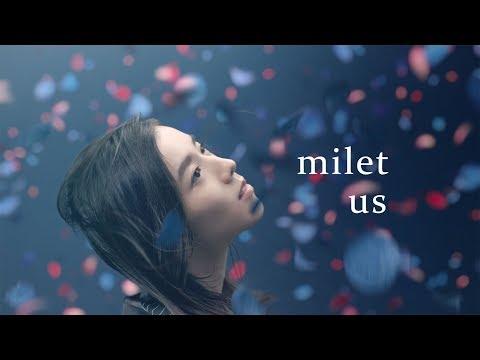 milet「us」MUSIC VIDEO(日本テレビ系水曜ドラマ『偽装不倫』主題歌)