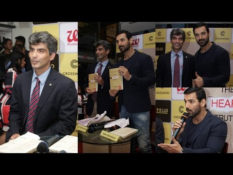 Dr Aashish Contractor Book Launch By John Abraham