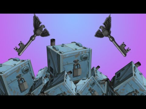 TF2 - So, what is in these robo-crates? Hats? Bombs? New Weapons? Obviously the answer is hats. BUT WHICH ONES? Let's find out Update: http://www.teamfortress.com/...