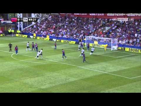 Crystal Palace vs Tottenham - 0-1 (Soldado Goal)
