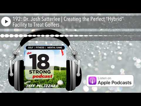 """192: Dr. Josh Satterlee 