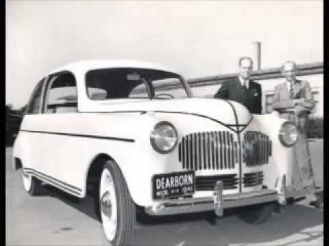 è del 1937 l'auto più ecologica del mondo!