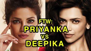 Video For The Win: Priyanka Chopra vs Deepika Padukone MP3, 3GP, MP4, WEBM, AVI, FLV September 2019