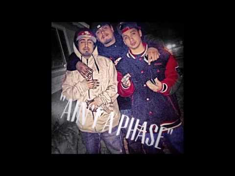 AIN'T A PHASE - HAWK$ X IZZY R REAL LIFE ENT. (MIXTAPE) 2017