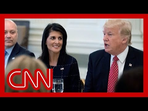 Pro-Trump Democrat suggests ditching Mike Pence for Nikki Haley