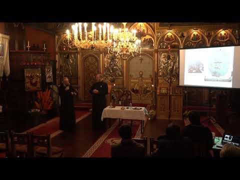 2020-01-25 Conferinta Pr. Florin Țuscanu: Arhimandritul Chesarie Stefano