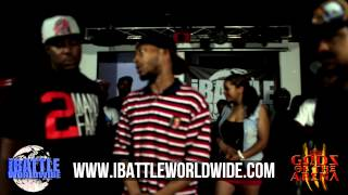 iBattle Worldwide | Big Hann vs. Young Kriss