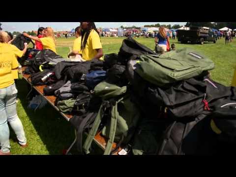 Springfield Public Schools back-to-school celebration 2015