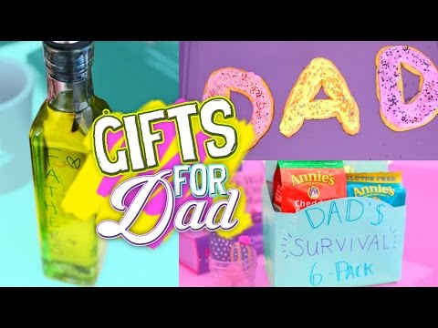 Last minute diy father 39 s day gift ideas 2016 easy for Last minute diy birthday gifts for dad