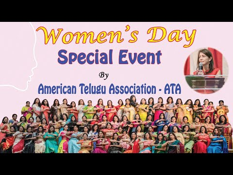 Women's Day Celebrations - 2020 - NJ - NOTATV