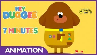 CBeebies | Hey Duggee Badge Compilation | 7 Minutes