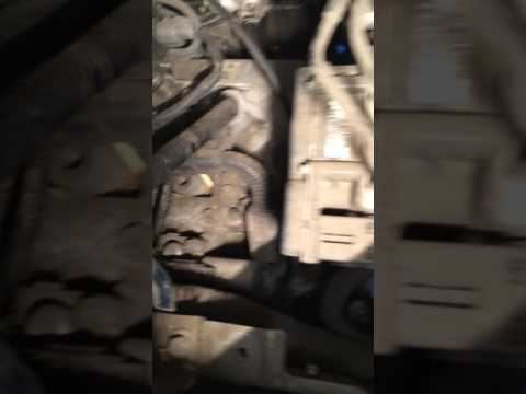 2008 Acura MDX transmission pressure switch replacement