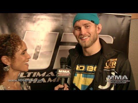 UFC's Alexander Gustafsson Talks Shogun Fight, Training With Dominick Cruz + Repping Swedish MMA