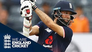 Ali Hits 2nd Fastest England ODI Hundred - Highlights: England v West Indies 3rd ODI 2017
