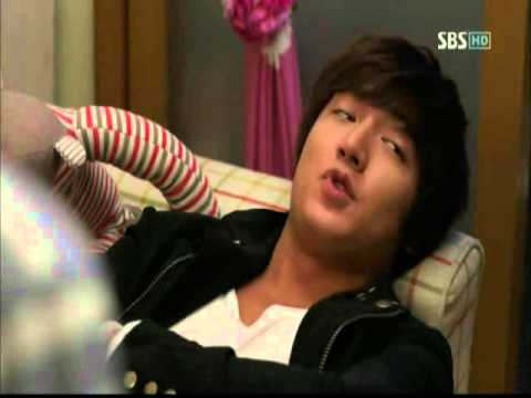YS Lies On Nana's Couch+ Pulls Her Close to Him+ Almost Kiss (CITY HUNTER EP. 14)