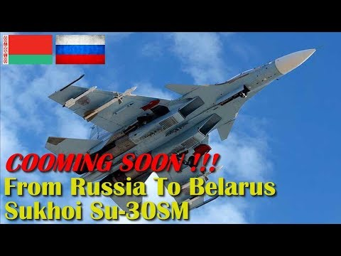 Belarus expects to send four Sukhoi...