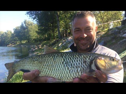Italian Fishing TV - Trabucco - I cavedani di Rudiano